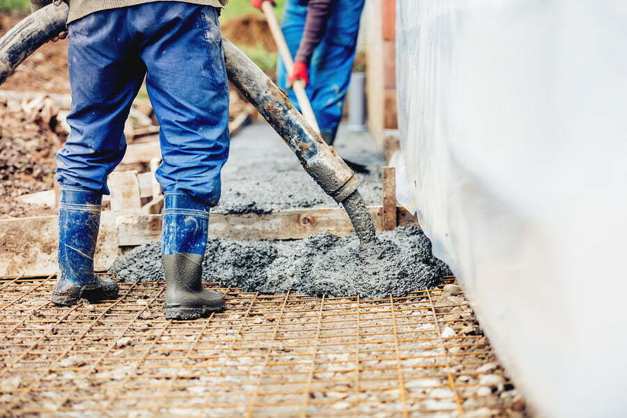 affordable concrete driveway service