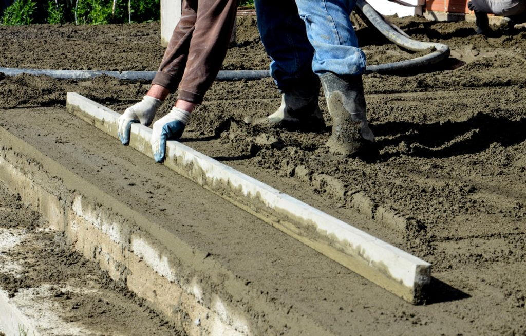 affordable concrete steps service